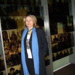 Visita al museo internazionale di Adelaide - 2012